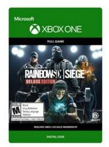 Tom Clancy's Rainbow Six Siege Deluxe Edition (Xbox One Download)
