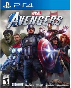 Marvel's Avengers (PS4) - Pre-owned