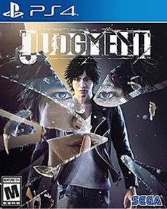Judgment (PS4) - Pre-owned