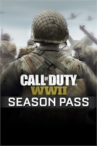 Call of Duty: WWII - Season Pass (Xbox One Download) - Gold Required