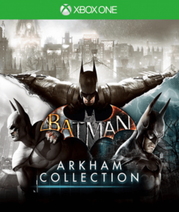 Batman: Arkham Collection (Xbox One (Download) - Gold Required