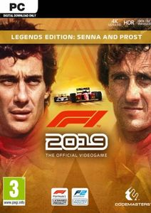 F1 2019 Legends Edition (PC Download)