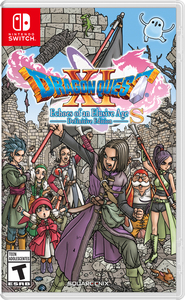 Dragon Quest XI S: Echoes of an Elusive Age Definitive Edition (Nintendo Switch Download)