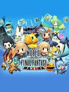 World of Final Fantasy Maxima Upgrade (PC DLC)