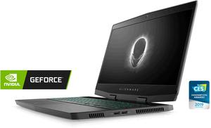 Alienware m15 Core i7-9750H, GeForce RTX 2060, 16GB RAM, 256GB SSD + (1TB  + 8GB SSHD) Hybrid Drive