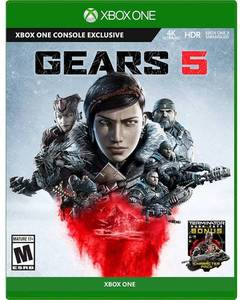 Gears 5 Standard Edition (Xbox One/Xbox Series X)