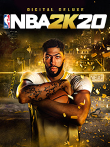 NBA 2K20 Digital Deluxe Edition (PC Download)