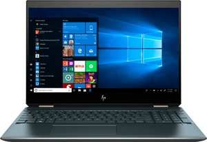 HP Spectre x360 15-df1033dx Core i7-10510U, GeForce MX250, 4K Touch Display, 16GB RAM, 512GB SSD + 32GB Optane Memory
