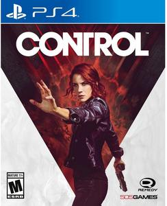 Control (PS4) - Pre-owned