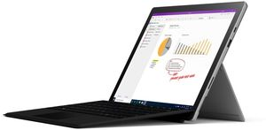 Microsoft Surface Pro 7 Core i3-1005G1, 4GB RAM, 128GB SSD + Pro Type Cover