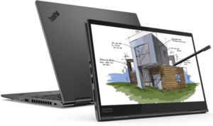 Lenovo ThinkPad X1 Yoga (4th Gen) Customize, Core i5-8265U, 8GB RAM, 256GB SSD, 1080p IPS Touch 380 nits