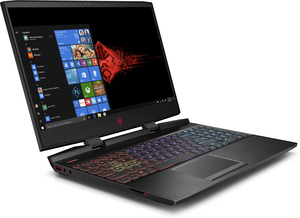 HP Omen 15-dc1079wm Core i7-9750H, GeForce RTX 2070 Max-Q, 16GB RAM, 512GB SSD
