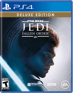 Star Wars Jedi: Fallen Order Deluxe Edition (PS4)