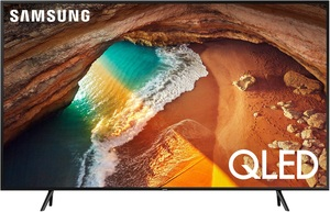 Samsung QN65Q60R 65-inch 4K HDR Smart QLED TV + 2-Year Extended Warranty