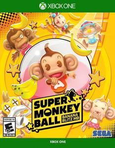 Super Monkey Ball Banana Blitz HD (Xbox One)