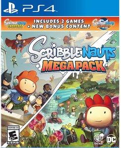 Scribblenauts Mega Pack (PS4)