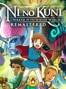Ni no Kuni: Wrath of the White Witch Remastered (PC Download)