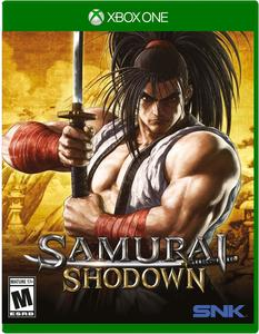 Samurai Shodown (Xbox One) - Pre-owned