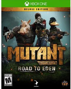 Mutant Year Zero: Road to Eden Deluxe Edition (Xbox One)