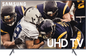 Samsung UN50RU7200 50-inch 4K HDR Smart LED TV