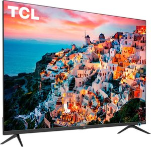 TCL 55S525 55-inch 4K HDR Roku Smart LED TV