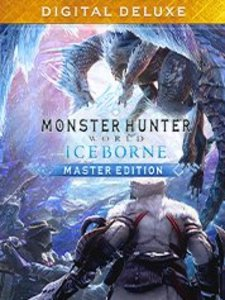 Monster Hunter World Iceborne Master Edition Digital Deluxe (PC Download)