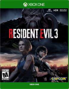 Resident Evil 3 (Xbox One) - Pre-owned