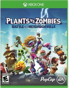 Plants vs. Zombies: Battle for Neighborville (Xbox One Download) - Gold Required