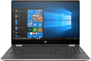 HP Pavilion x360 15t Touch, Core i7-10510U, 16GB RAM, 512GB SSD