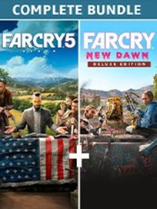 Far Cry New Dawn Deluxe Edition + Far Cry 5 Bundle (PC Download)
