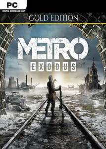 Metro Exodus - Gold Edition (PC Download)