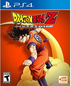 Dragon Ball Z: Kakarot (PS4) - Pre-owned