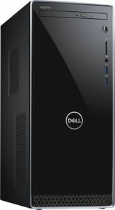 Dell Inspiron 3670 Desktop, Core i3-9100, 8GB RAM, 256GB SSD