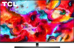 TCL 65Q825 65-inch 4K HDR Smart Roku LED TV (Series 8)