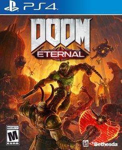 Doom Eternal (PS4) + Steelbook Case