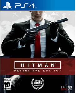 Hitman: Definitive Edition (PS4)
