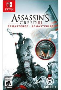 Assassin's Creed III Remastered (Xbox One Download)