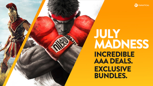 Fanatical July Madness Sale