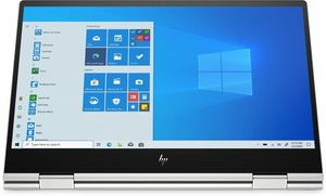 HP Envy x360 2-in-1, Core i7-10510U, 8GB RAM, 512GB SSD