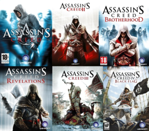 Fanatical Sale: Assassin's Creed Titles