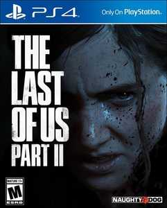 The Last of Us Part II (PS4) - Pre-owned
