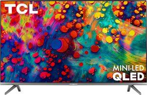TCL 65R635 65-inch 4K HDR Roku Smart QLED TV