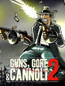 Guns, Gore & Cannoli 2 (PC Download)