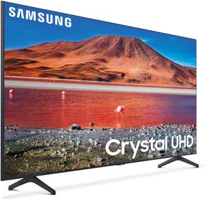 Samsung UN65TU7000 65-inch 4K HDR Smart LED TV