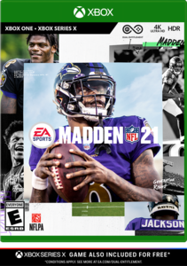 Madden NFL 21 (Xbox One/Series X)