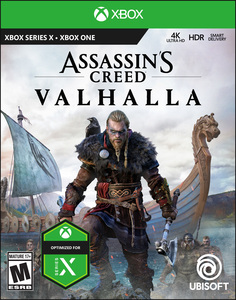 Assassin's Creed Valhalla (Xbox One/Series X) - Pre-owned