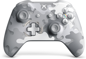 Xbox One Wireless Controller (Arctic Camo Special Edition)