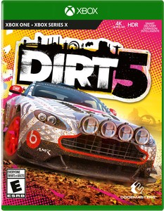 DIRT 5 (Xbox One) - Pre-owned