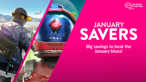 Fanatical January Savers