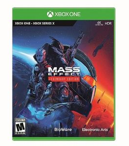 Mass Effect Legendary Edition (Xbox One/Series X|S Download) - Xbox Game Pass Membership Required